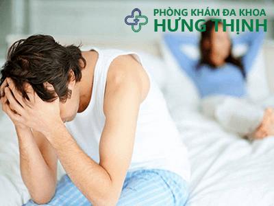 Dấu hiệu viêm tuyến tiền liệt