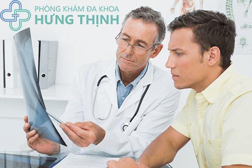 Điều trị viêm túi tinh tại Nam khoa Hưng Thịnh