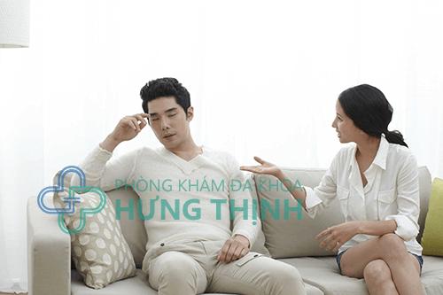 Phương pháp điều trị khó xuất tinh ở nam giới