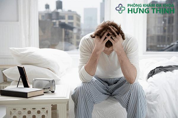 Nguyên nhân gây viêm tuyến tiền liệt ở nam giới
