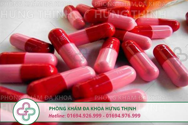 Thuốc kháng sinh chữa viêm bao quy đầu ?