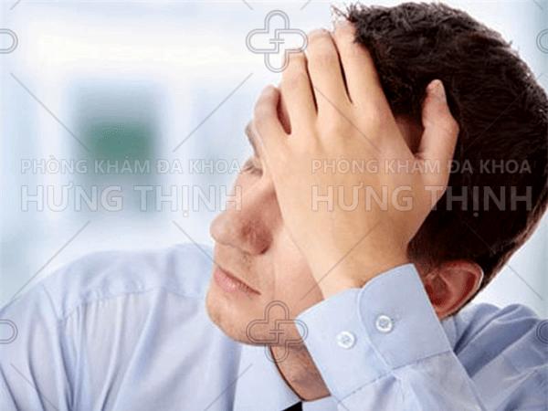 Triệu chứng sùi mào gà ở nam giới