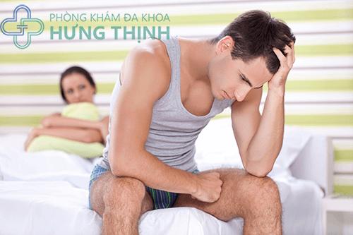 Bệnh viêm túi tinh ở nam giới